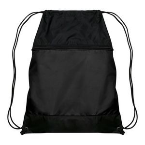 Dirt Bike American Flag Drawstring Bag Multifunctional String Backpack Custom Cinch Backpack Rucksack Gym Bag